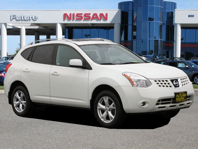 Certified Pre-Owned 2009 Nissan Rogue