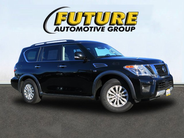 Certified Pre-Owned 2017 Nissan Armada SV