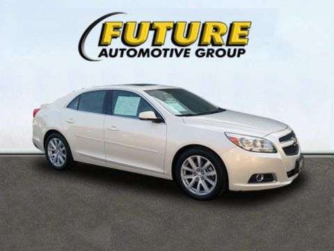 Pre-Owned 2013 Chevrolet Malibu 4dr Sdn LT w/3LT Front Wheel Drive 4dr Car