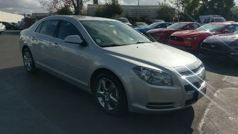 Pre-Owned 2012 Chevrolet Malibu 2LT Front-wheel Drive Sedan