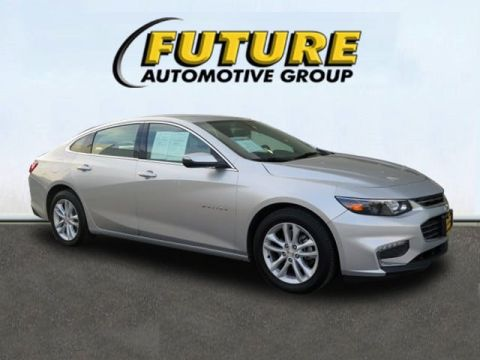 Pre-Owned 2016 Chevrolet Malibu LT Front Wheel Drive 4dr Car