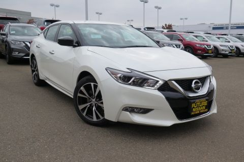New 2017 Nissan Maxima S FWD 4dr Car