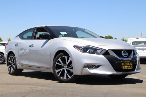 New 2018 Nissan Maxima S FWD 4dr Car