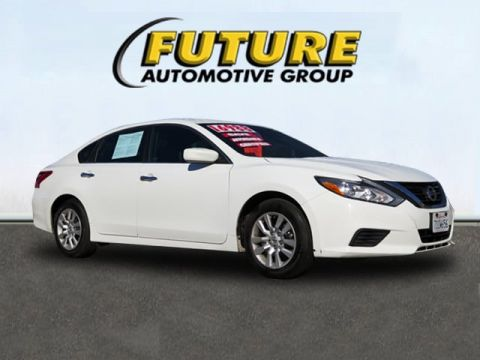 Certified Pre-Owned 2016 Nissan Altima 2.5 Front-wheel Drive Sedan