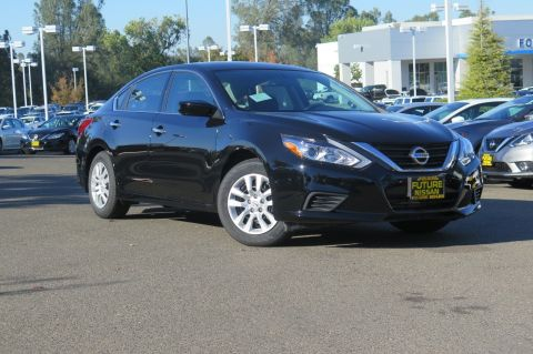 New 2017 Nissan Altima 2.5 S FWD 4dr Car
