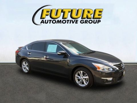 Pre-Owned 2015 Nissan Altima 2.5 SL Front Wheel Drive 4dr Car