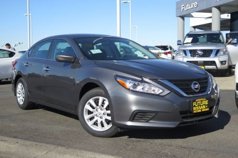 New 2018 Nissan Altima 2.5 S FWD 4dr Car