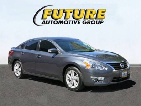 Certified Pre-Owned 2013 Nissan Altima 2.5 Front-wheel Drive Sedan
