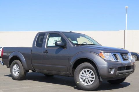 new 2016 nissan frontier sv truck crew cab in roseville. Black Bedroom Furniture Sets. Home Design Ideas
