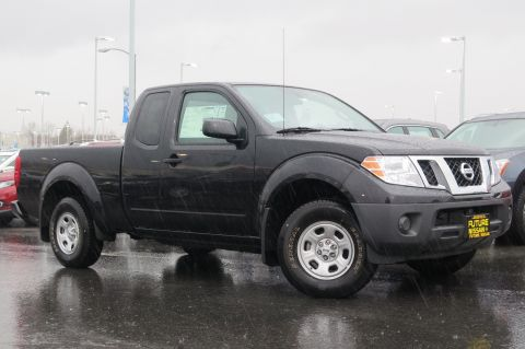 2017 Nissan Frontier S Extended Cab Pickup
