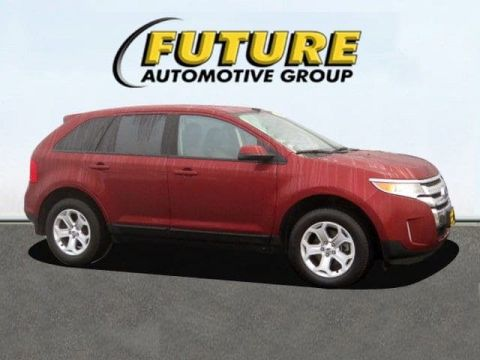 Pre-Owned 2014 Ford Edge SEL Front Wheel Drive SEL FWD