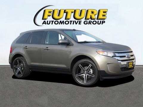Pre-Owned 2013 Ford Edge SEL Front-wheel Drive SUV