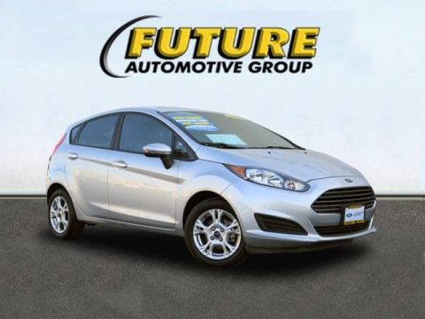 Pre-Owned 2016 Ford Fiesta SE Front Wheel Drive HB SE