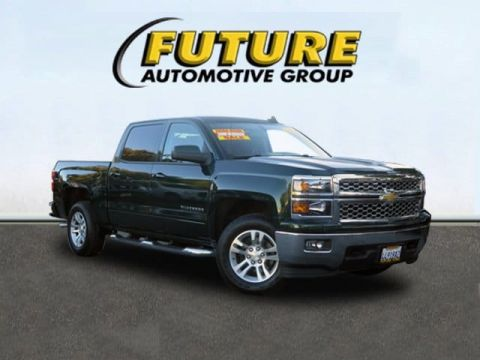 Pre-Owned 2015 Chevrolet Silverado 1500 LT Four Wheel Drive Short Bed
