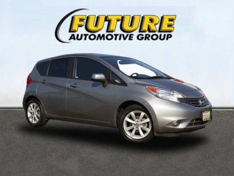 Certified Pre-Owned 2014 Nissan Versa Note SV FWD Hatchback
