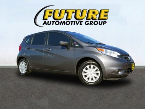 Certified Pre-Owned 2016 Nissan Versa Note SV FWD Hatchback