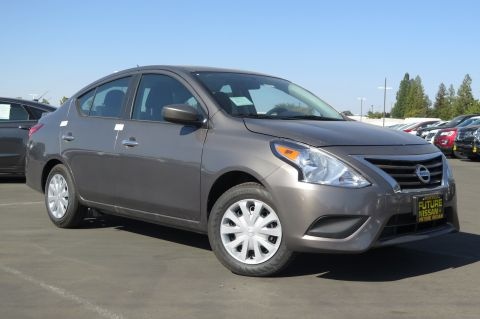 New 2017 Nissan Versa Sedan SV FWD 4dr Car