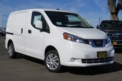 New 2017 Nissan NV200 Compact Cargo SV