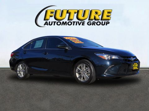 Pre-Owned 2016 Toyota Camry Front-wheel Drive Sedan