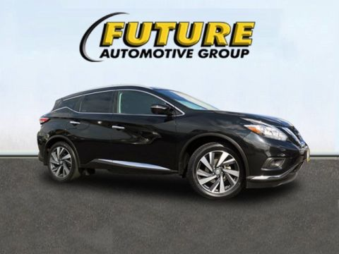 Certified Pre-Owned 2015 Nissan Murano FWD Sport Utility