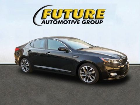 Pre-Owned 2015 Kia Optima SX Front Wheel Drive 4dr Car
