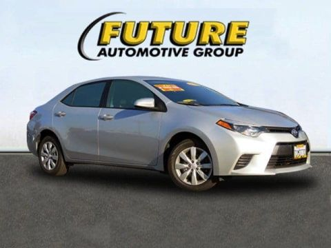 Pre-Owned 2016 Toyota Corolla L Front Wheel Drive Sedan
