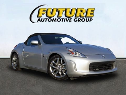 Certified Pre-Owned 2014 Nissan 370Z RWD Convertible