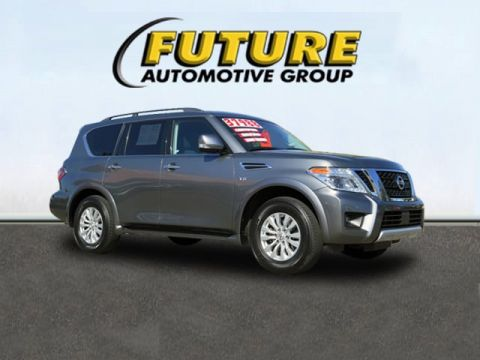 Certified Pre-Owned 2017 Nissan Armada 4x2 SUV