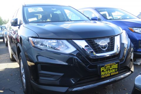 New 2017 Nissan Rogue SV FWD Sport Utility