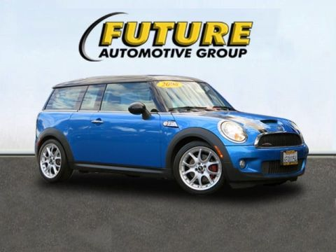 Pre-Owned 2008 MINI Cooper S Clubman Base Front-wheel Drive Wagon